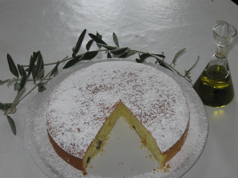 Torta rustica all'olio extravergine di oliva