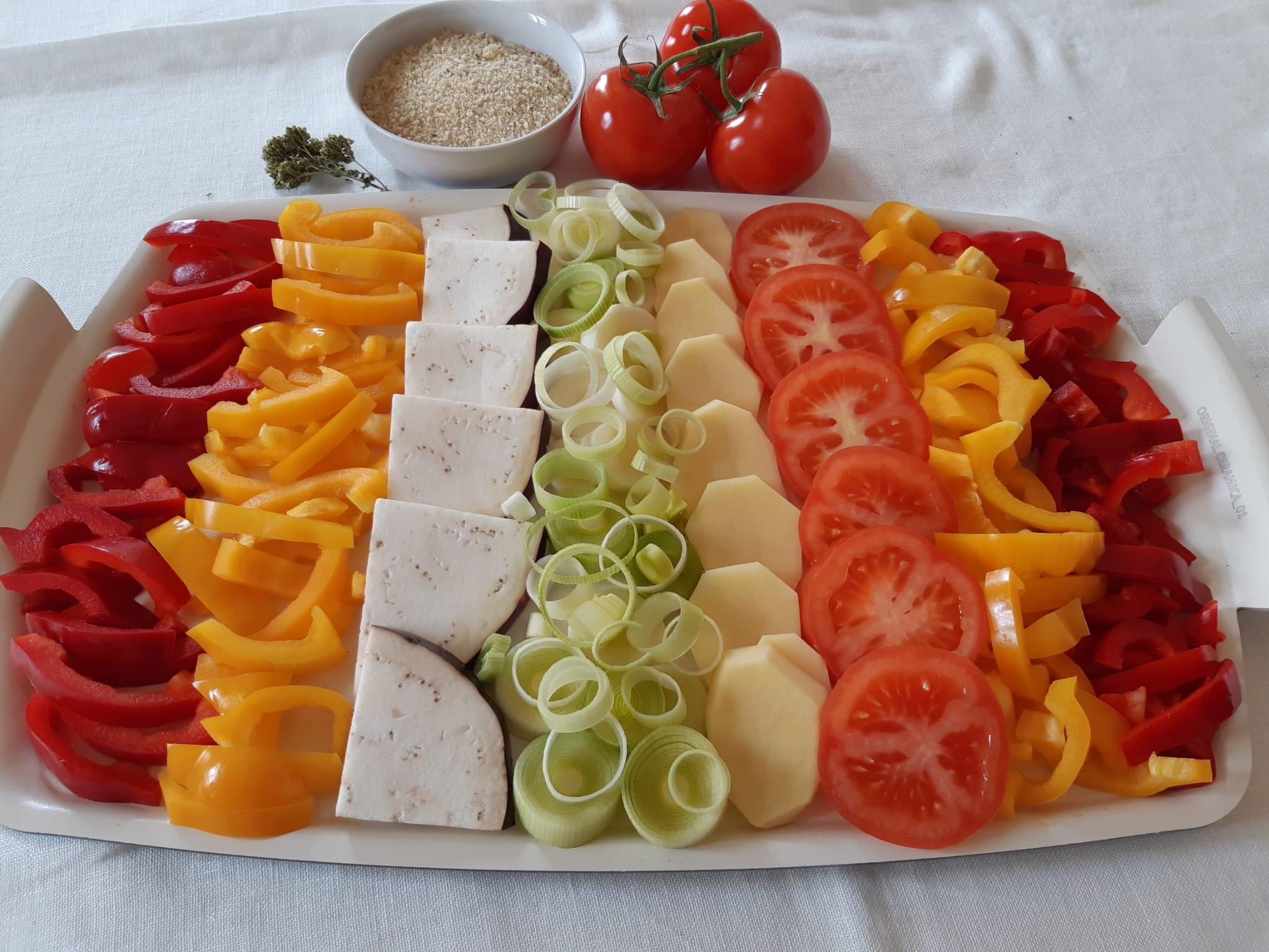 verdure gratinate